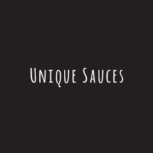 Unique Sauces